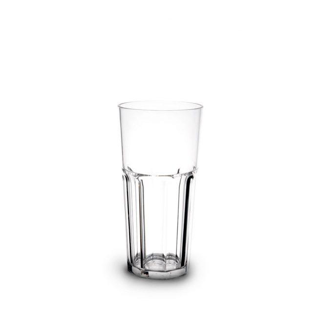 Verre rétro pinte incassable et personnalisable.