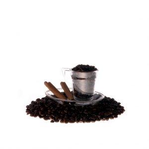 Tasse à café transparente   RBDRINKS®