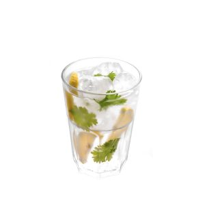 Verre Rétro Pinte transparent incassable | RBDRINKS®