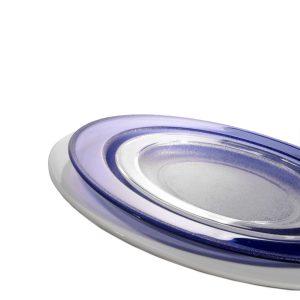 Assiette bleue incassable   RBDRINKS®