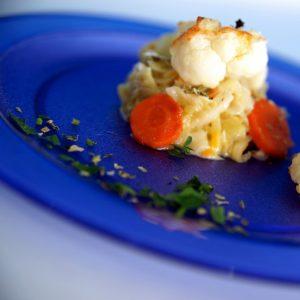 Grande assiette bleue incassable | RBDRINKS®
