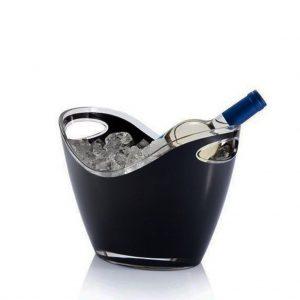 Seau à champagne noir 3,5L | RBDRINKS