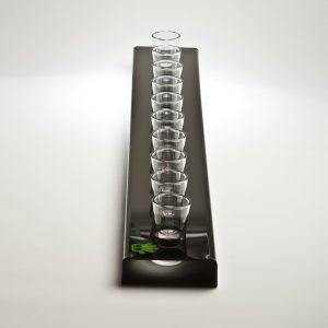 Verre à shot transparent incassable | RBDRINKS®