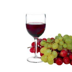 Verre à vin incassable transparent | RBDRINKS®