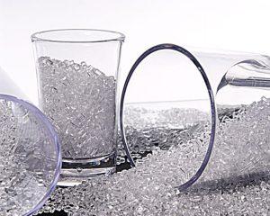 verre en polycarbonate